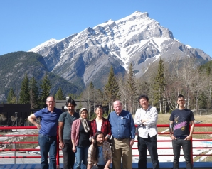 banff_group_Dr Barber